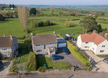 Thumbnail 4 bed detached house for sale in Windmill Road, High Ham, Langport