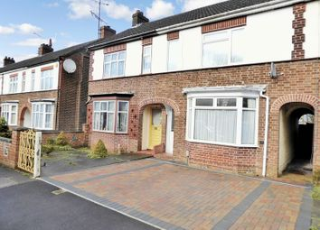 Thumbnail 3 bedroom terraced house for sale in Douglas Crescent, Houghton Regis, Dunstable