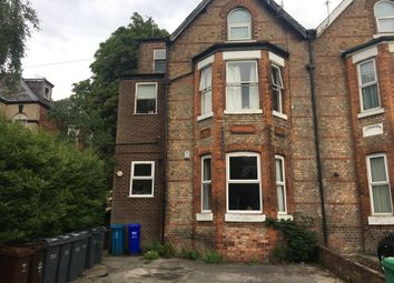 Thumbnail 1 bed flat to rent in 19 Old Lansdowne Road, Manchester