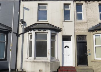 Thumbnail 4 bed terraced house to rent in Clinton Avenue, Blackpool