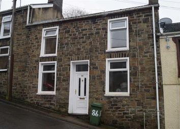 Thumbnail 2 bed terraced house for sale in Phillip Street, Mountain Ash