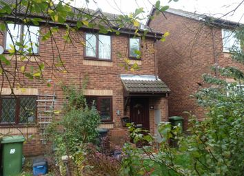 Thumbnail 2 bed end terrace house to rent in Aycliffe Road, Borehamwood
