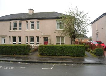 Thumbnail 2 bed flat for sale in Kestrel Road, Knightswood
