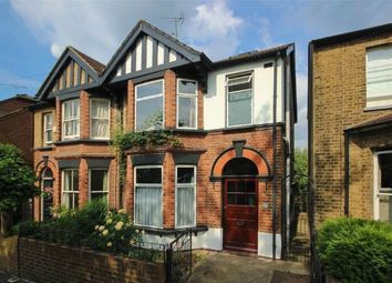 Thumbnail 4 bedroom semi-detached house for sale in Oswald Road, St Albans