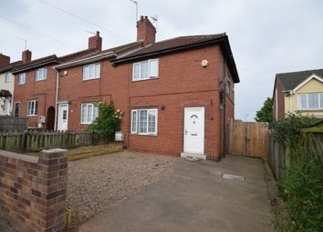 Thumbnail 2 bed end terrace house for sale in School Street, Upton, Pontefract
