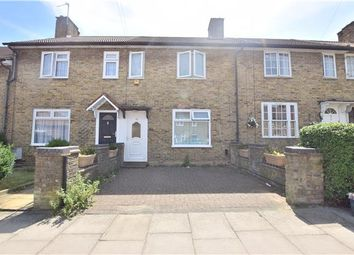 Thumbnail 2 bed terraced house for sale in Montacute Road, Morden, Surrey