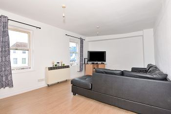 Thumbnail 1 bed flat for sale in High Street, Warminster