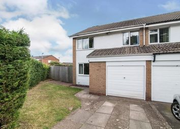 3 bed end terrace house for sale in Ashcott Close, Kings Norton, Birmingham, West Midlands B38