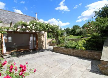 Thumbnail 4 bed barn conversion for sale in Wakerley Road, Harringworth, Corby