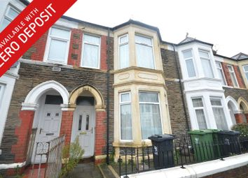 Thumbnail 4 bedroom terraced house to rent in Manor Street, Heath, Cardiff