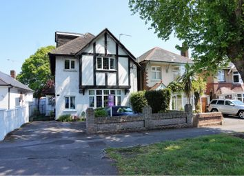 Thumbnail 5 bed detached house for sale in Castle Lane West, Bournemouth