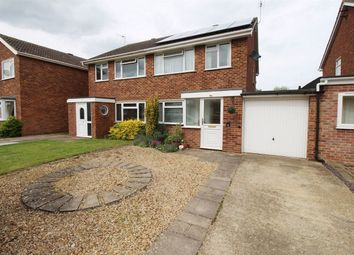 Thumbnail 3 bed semi-detached house for sale in Locksgate, Somersham, Huntingdon