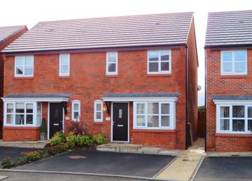 Thumbnail 3 bed semi-detached house for sale in Connaught Avenue, Radcliffe, Manchester