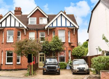 Thumbnail 6 bed semi-detached house for sale in Kings Ride, Camberley, Surrey