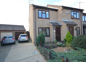 Thumbnail 2 bedroom end terrace house to rent in Mayfield Road, Carlton Colville, Lowestoft