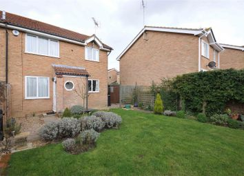 Thumbnail 1 bedroom terraced house to rent in Primrose Way, Chestfield, Whitstable
