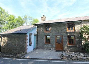 Thumbnail 2 bed semi-detached house for sale in Stags Head, Llangeitho, Tregaron