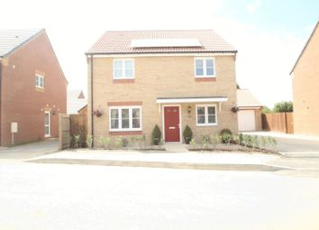 Thumbnail 5 bed detached house for sale in The Rippon, Eastrea Road, Whittlesey