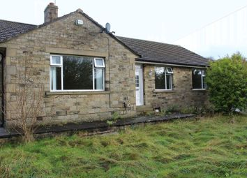 Thumbnail 3 bed detached bungalow to rent in Laund Road, Salendine Nook, Huddersfield