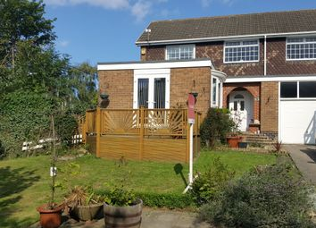 Thumbnail 3 bed link-detached house for sale in Rectory Green, West Boldon, East Boldon