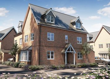 "Thumbnail 3 bed semi-detached house for sale in ""The Portland"" at Pershore Road, Evesham"
