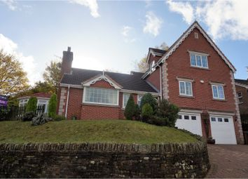 Thumbnail 5 bed detached house for sale in Moor Hill, Rochdale