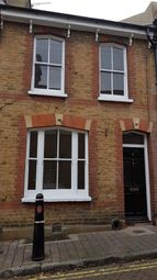 Thumbnail 2 bed terraced house to rent in Love Lane, Rochester