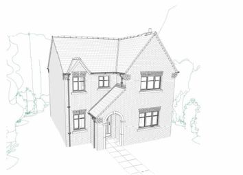 Thumbnail 4 bed detached house for sale in Himley Road, Gornal Wood, Dudley
