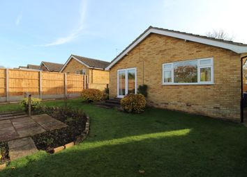 Thumbnail 2 bedroom detached bungalow for sale in Russell Baron Road, Fornham St. Martin, Bury St. Edmunds