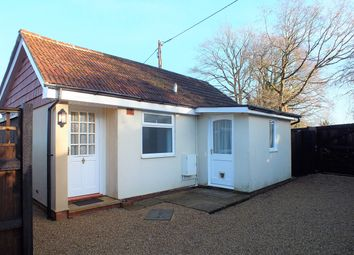 Thumbnail 1 bed bungalow to rent in Calvert Road, Effingham