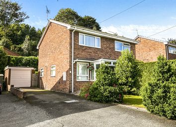 Thumbnail 2 bed semi-detached house for sale in Shelf Bank Close, Oswestry