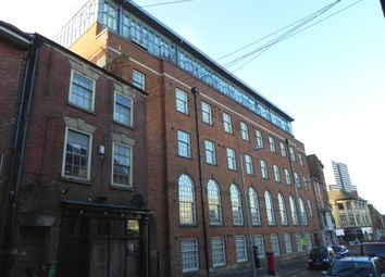 Thumbnail 2 bed flat for sale in Castle Exchange, 41 Broad Street, Nottingham