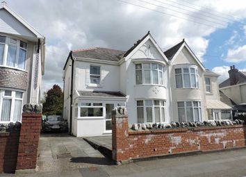 Thumbnail 3 bed semi-detached house for sale in Princess Street, Gorseinon, Swansea