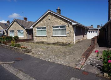 Thumbnail 3 bed bungalow for sale in Minehead Avenue, Penarth