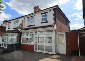 Thumbnail 3 bed property to rent in Hugh Road, Smethwick