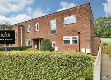 Thumbnail 2 bed flat to rent in Haddon Close, Brampton, Chesterfield, Derbyshire