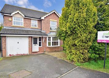 Thumbnail 4 bedroom detached house for sale in Milborne Road, Maidenbower, Crawley, West Sussex