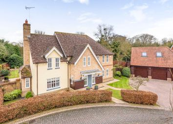 Thumbnail 4 bed detached house for sale in Stratford St Mary, Colchester, Suffolk