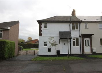 Thumbnail 2 bed property to rent in Racecourse Road, Newbold, Chesterfield, Derbyshire