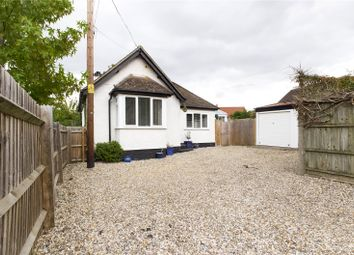 Thumbnail 3 bed detached house for sale in Basingstoke Road, Sencers Wood, Reading, Berkshire