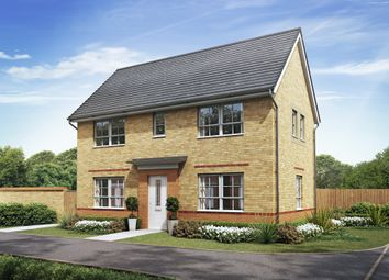 "Thumbnail 3 bedroom detached house for sale in ""Ennerdale"" at Bruntcliffe Road, Morley, Leeds"