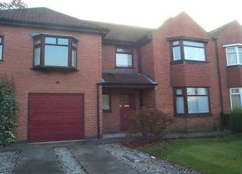 Thumbnail 4 bedroom terraced house to rent in Irwin Avenue, York