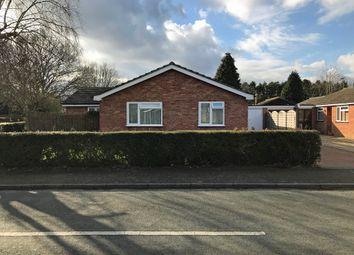 Thumbnail 5 bedroom detached bungalow for sale in West Mill Green, Bentley, Ipswich
