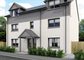 Thumbnail 4 bed maisonette for sale in Plot 2 Perth Road, Little Dunkeld, Birnam, Perthshire