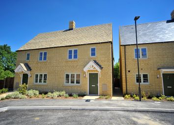 Thumbnail 3 bed semi-detached house for sale in Cinder Lane, Fairford