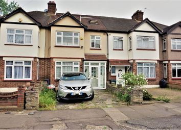 Thumbnail 4 bed terraced house for sale in Chadville Gardens, Romford