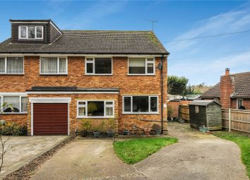 Thumbnail 3 bed semi-detached house for sale in Lodge End, Croxley Green, Hertfordshire