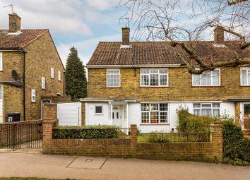Thumbnail 3 bed semi-detached house for sale in Farnborough Avenue, Selsdon, South Croydon