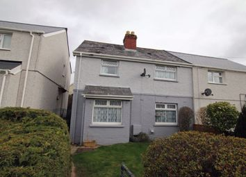 3 bed semi-detached house for sale in Fountain Hall Terrace, Carmarthen SA31