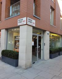 Thumbnail Retail premises to let in Monck Street, London